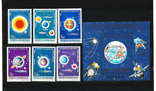 Briefmarken Motive Raumfahrt