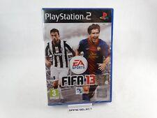 FIFA 13 2013 SONY PS2 PLAYSTATION 2 PAL ITA ITALIANO ORIGINALE NUOVO SIGILLATO