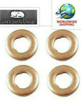 4x Mercedes Injector Washer Seal ALL CDI Engines 1.55mm Dichtung CLK ML GL