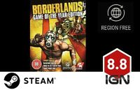 Borderlands GOTY Edition [PC] Steam Download Key - FAST DELIVERY