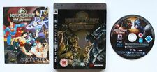 Mortal Kombat VS DC Universe Playstation 3 PS3 Pal fr vf steelbook comicbook