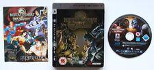Mortal Kombat VS DC Universe Playstation 3 PS3 Pal fr vf steelbook comicbook
