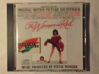 COLONNA SONORA The woman in red - La signora in rosso cd STEVIE WONDER NUOVO NEW