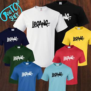NEW Logang Kids Adult Unisex T-Shirt Logan Paul Youtube JP Fan Viral , 8 Colors