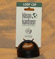 Klean Kanteen Classic STAINLESS STEEL wide Cap Water Bottle coffee cafe sports