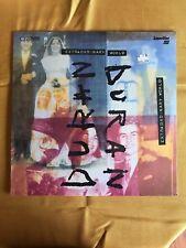 DURAN DURAN Extraordinary World LASERDISC DOC with VIDEOS 1994 New Sealed