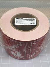 "Brady 121067 Flammable Liquid 3 4""x4"" Warning Shipping Label Sticker  (500 Roll)"