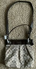 COACH Ashley Signature Satchel Hip Purse - new with tags