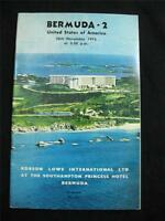 ROBSON LOWE AUCTION CATALOGUE 1975 - BERMUDA 2 - UNITED STATES OF AMERICA