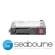 HPE 1.2TB 12G SAS 10K SFF 2.5 SC DS HDD Gen10 872479-B21 872737-001