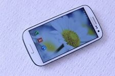 Samsung Galaxy S 3 III La Fleur Smartphone White
