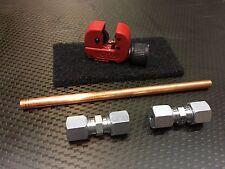 Klimaleitung Reparatur Satz 8mm Kit / AC repair kit maxi