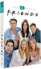 """COFFRET 3 DVD DOUBLE-FACE NEUF """"FRIENDS - INTEGRALE SAISON 9"""""""
