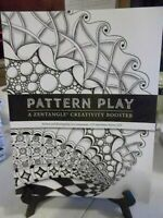Pattern Play : A Zentangle Creativity Boost, Paperback by Letourneau, Cris; Y...