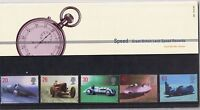 GB Presentation Pack 291 1998 Land Speed Records