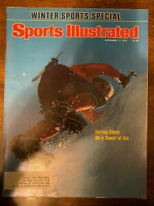 WINTER SPORTS SPECIAL - SPORTS ILLUSTRATED - DECEMBER 11, 1978