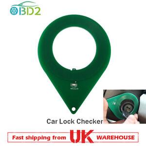 Car Key Lock Checker Inspection Loop Tool Locksmith Immobiliser System Tester
