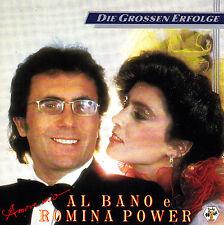 Al BANO E ROMINA POWER-CD-AMORE MIO-I grandi successi