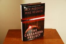 The Cassandra Project by Jack McDevitt & Mike Resnick (Hardcover 1st/1st LN/VG+)