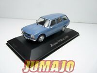 AQV37 Voiture 1/43 SALVAT Inolvidables 80/90 PEUGEOT 504 RURAL - 1980