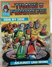 TRANSFORMERS #151 (1988) Marvel UK comics VG