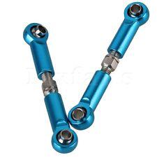 2pcs A580039 RC 1:18 Truck Suvs  Front/rear Servo Link For WL Blue Upgrade parts