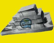 100PCS Silver Aluminum Foil Mylar Bag Vacuum Bag