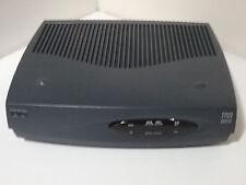 Cisco 1721 Cisco 1700 Series Modular Access Router E-Business WAN Solutions VGC