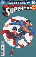 SUPERMAN #3 ROCAFORT SUPERBOY VARIANT DC COMICS REBIRTH 7/20/16