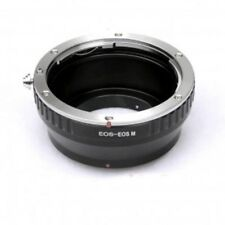 Canon EOS EF Mount Lens to Canon EOS M EF-M M2 Mirrorless Camera Adapter Ring