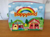 Happyland Playmat Storage Box