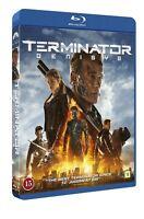 Terminator Genisys  Blu Ray (Nordic Edition)