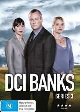 DCI Banks : Series 3 (DVD, 2015, 2-Disc Set) R4 New, ExRetail Stock (D158)