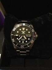 Men's Seiko Snzf17j1 Automatic (sea Urchin) Made In Japan