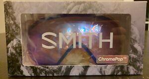 Smith I/OS Replacement Lens - ChromaPop Storm Rose Flash