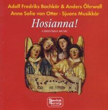 Adolf Fredriks Bachk - Hosianna & Christmas Klassik [New CD]