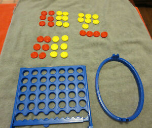 Connect Four Game 2008 Hasbro Replacement Parts