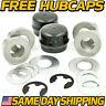 Wheel Bearing Kit Husqvarna Jonsered Poulan w/ Bushings, Washers, Clip & Hub Cap