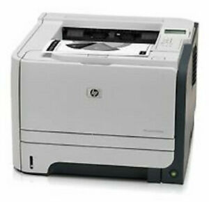 Stampante HP  P2055DN   usata f/r rete usb