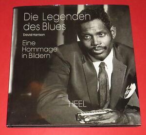 Die Legenden des Blues - David Harrison -- Geb. Buch