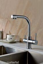 Filterarmatur Stehende Spülbecken- Küchen-Armatur mit Wasserfilter verbindung
