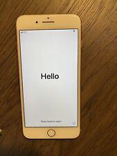 Apple iPhone 8 Plus - 256Gb - Gold (Unlocked, No Accessories)