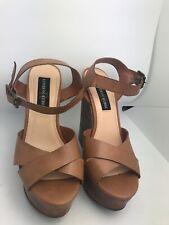 London Rebel Platform Shoes Women's Size 7