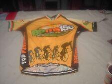 Houston-Austin BP move it MS150 VOmax Men s Club Cut Cyclist Jersey Size XL f6f926029