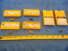 Lot Of 6pcs New Kennametal Carbide Top Notch Threading Grooving Inserts