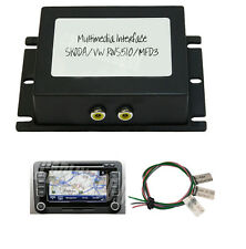 VW MFD3 RNS510 RNS315 Rear Reversing Camera Interface