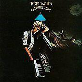 TOM WAITS - Closing Time - CD BRAND NEW/STILL SEALED RARE Free Shipping US