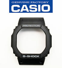 Casio G-Shock GW-5600J  DW-56RTWC  DW-56RT watch band bezel black case cover