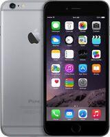 Apple iPhone 6 - 16GB - Gris (Libre) GRADO B 12 Meses Garantía