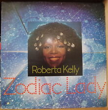ROBERTY KELLY ZODIAC LADY DISCO FUNK OASIS RECORDS FRENCH  LP 1977